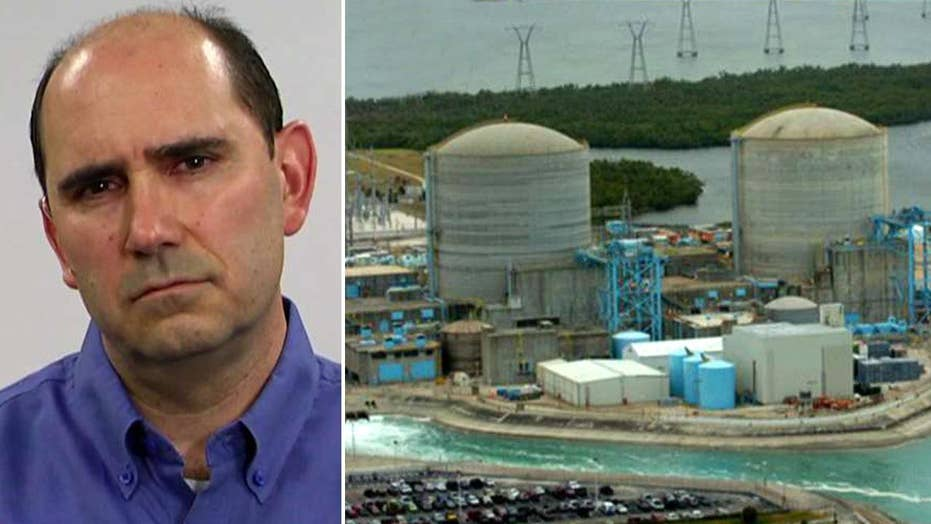 Two nuclear facilities in the path of Hurricane Irma