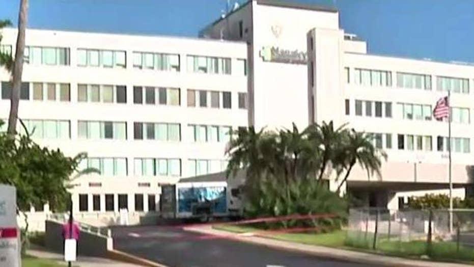 Florida hospitals evacuating ahead of Hurricane Irma