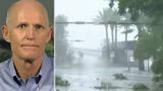 Gov. Rick Scott on how to help people in Florida hit by Irma