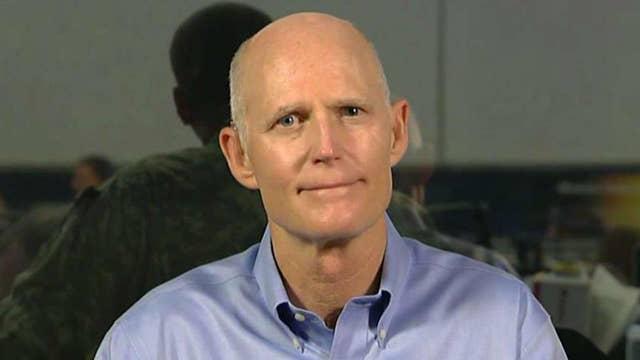 Gov. Rick Scott on how Florida is handling Hurricane Irma