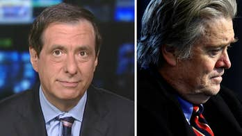 'MediaBuzz' host Howard Kurtz weighs in on Steve Bannon's strategic move on '60 Minutes' to position himself as a powerful media advocate for President Trump
