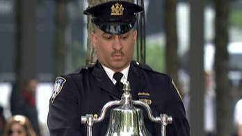 16 years since the attacks of September 11, 2001; Eric Shawn reports from Lower Manhattan