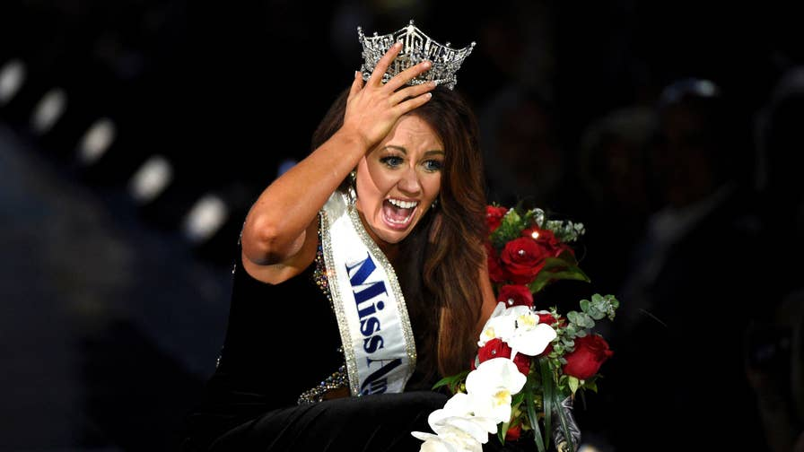Todd Starnes calls Miss America pageant a 'jazzed up version of a nasty woman march' after the contest turned political and began bashing President Trump