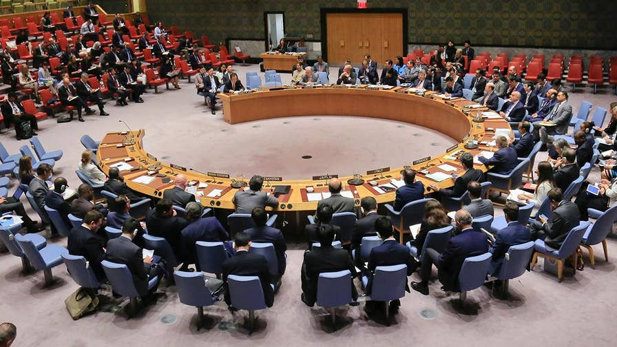 The U.N. unanimously approved the new sanctions; David Lee Miller reports on 'Special Report'