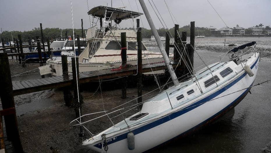 Hurricane Irma: Destruction in Florida