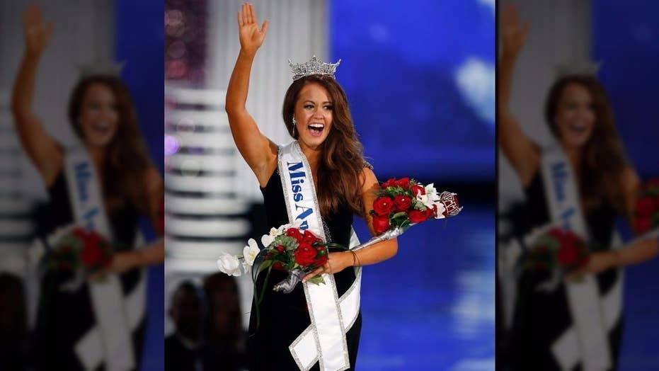 Miss North Dakota wins Miss America 2018