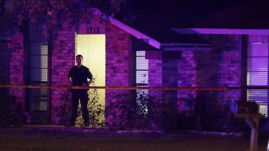 Gunman kills 7 during Texas football party