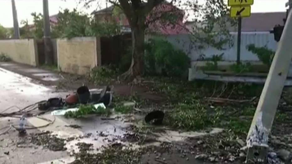 Hurricane Irma leaves millions of Floridians without power