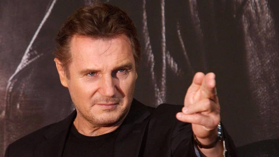 Liam Neeson: I'm done making thrillers