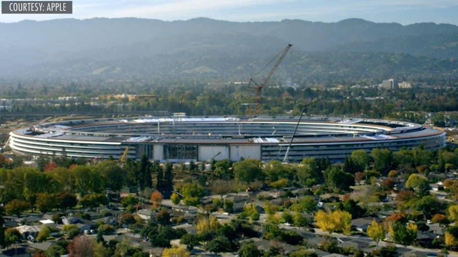 Apple Park: Inside the $5 billion HQ