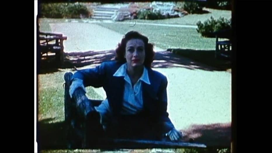 FX's 'Feud' Jessica Lange take cues from Joan Crawford's home movies