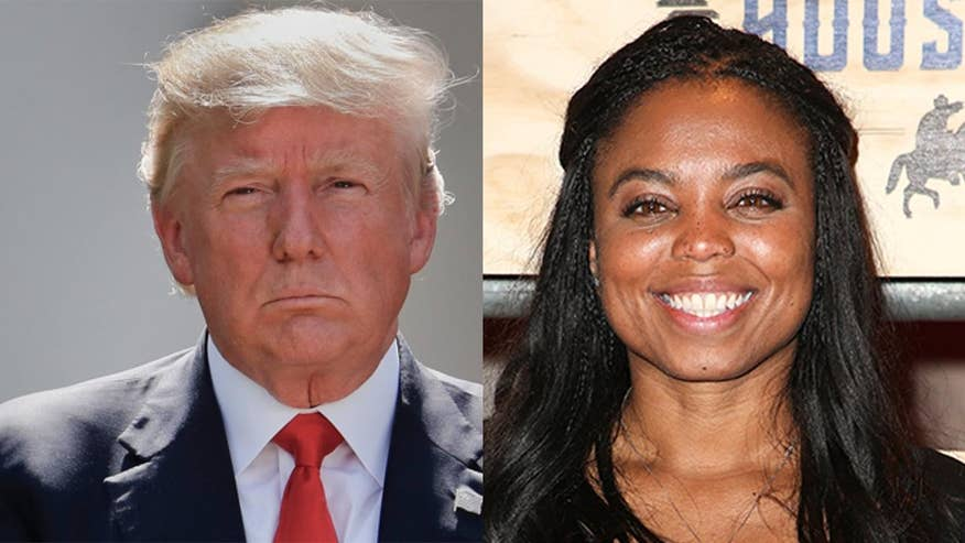 ESPN host Jemele Hill lands in hot water for calling President Trump a 'white supremacist'