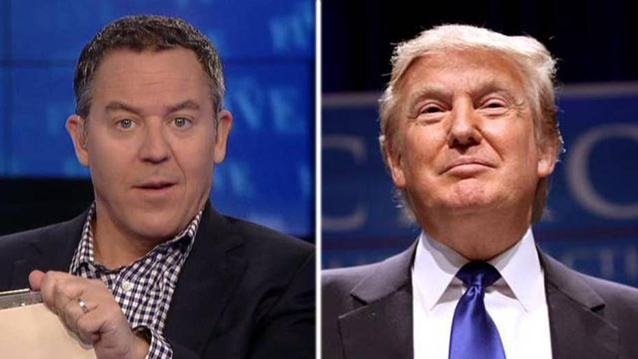 Gutfeld on the media's relentless anti-Trump coverage
