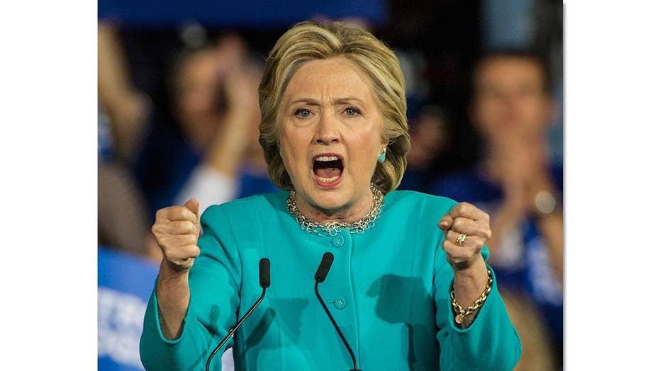 Matt Lauer takes aim at Hillary Clinton