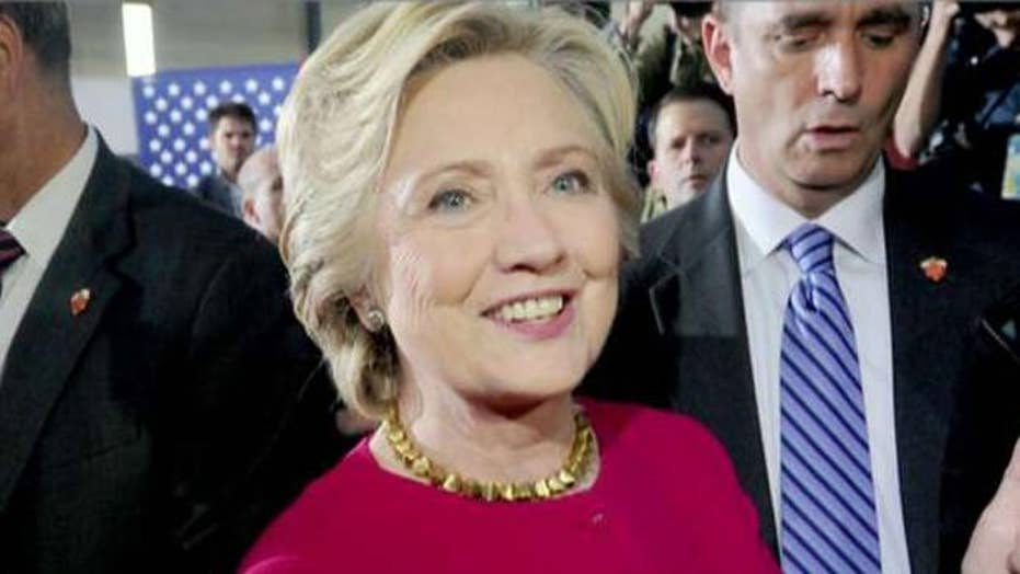 Clinton has new excuses for election loss in new book