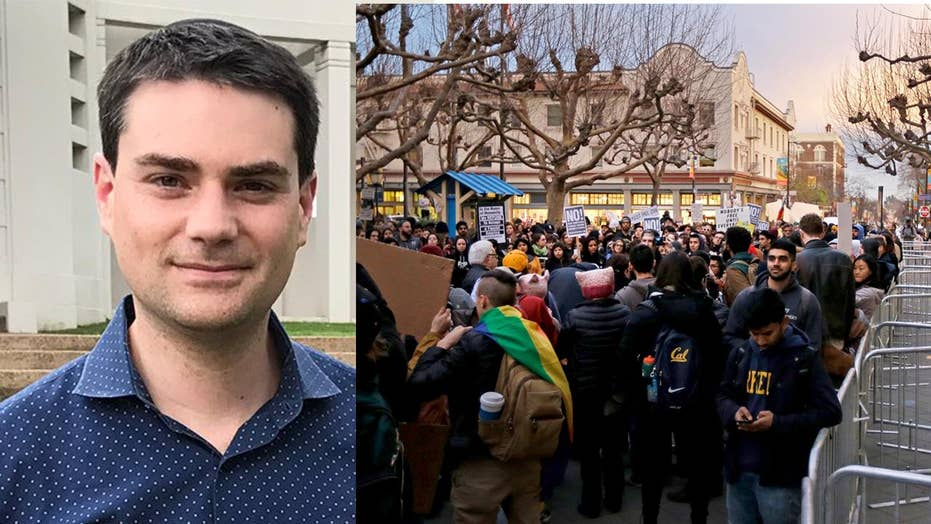 Ben Shapiro: Why UC Berkeley is 'bracing' for speech