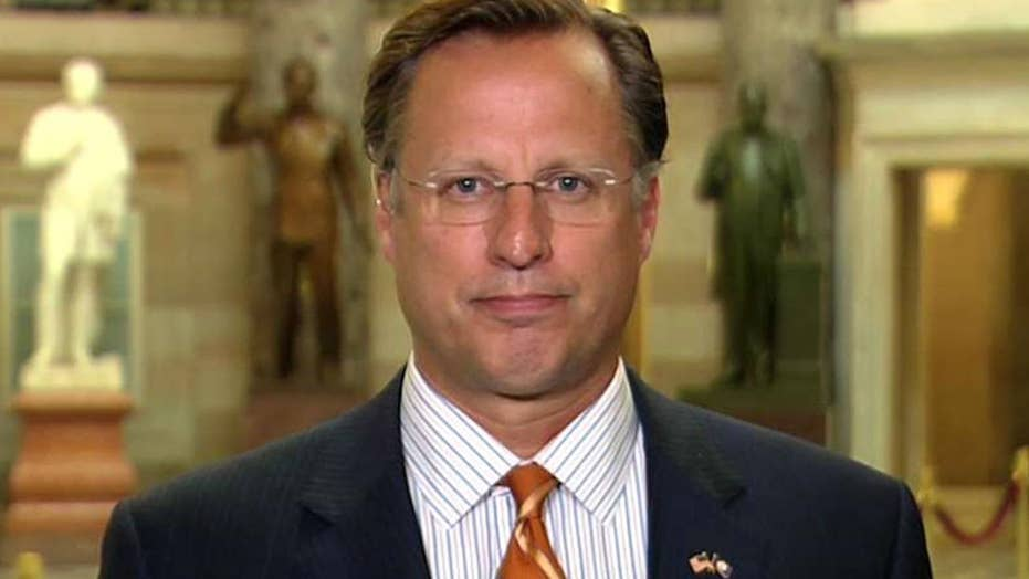 Rep. Brat: Can't compromise on the corporate tax rate