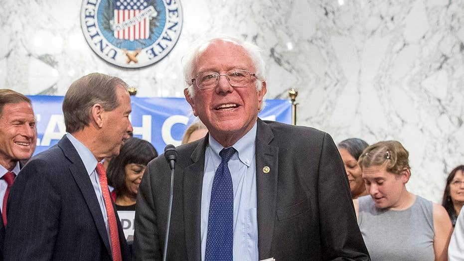 Single-payer plan becomes a mainstream idea for Dems