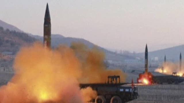 Report: North Korea fires missile