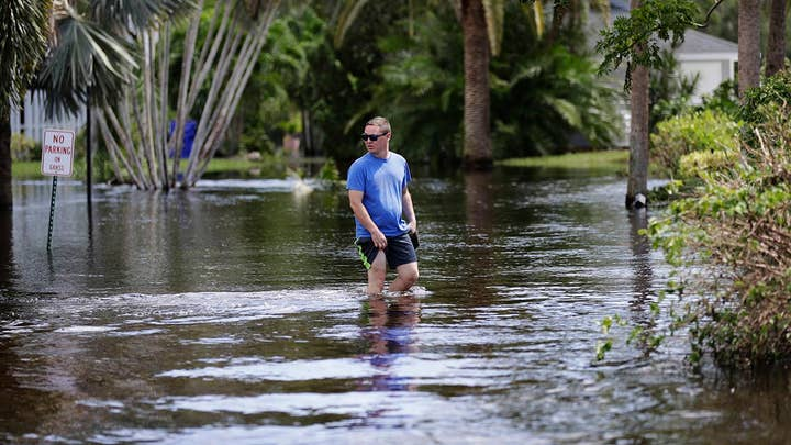 Contaminated water a major problem after hurricanes