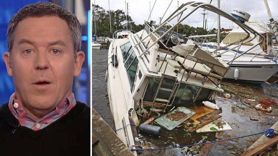 Gutfeld on hurricane relief efforts