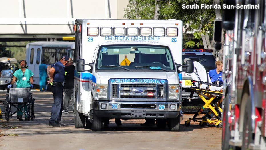 8 dead due to intense heat, loss of power at nursing home