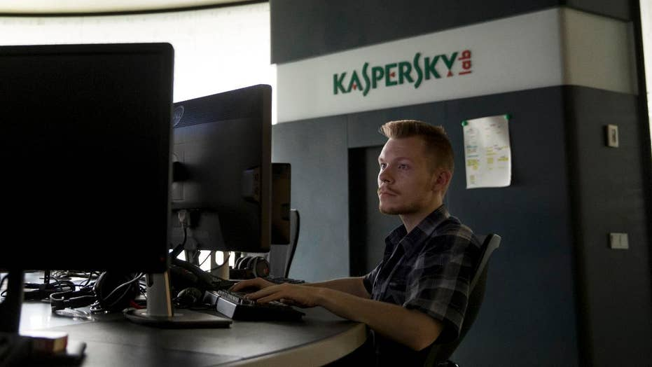 US agencies drop Kaspersky Russian cyber-security software