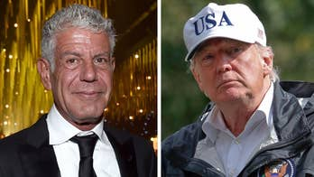 Fox411: Chef and CNN Host Anthony Bourdain, said that he would poison Donald Trump if the celebrity chef was asked to cater a peace summit between the President and Kim Jong Un