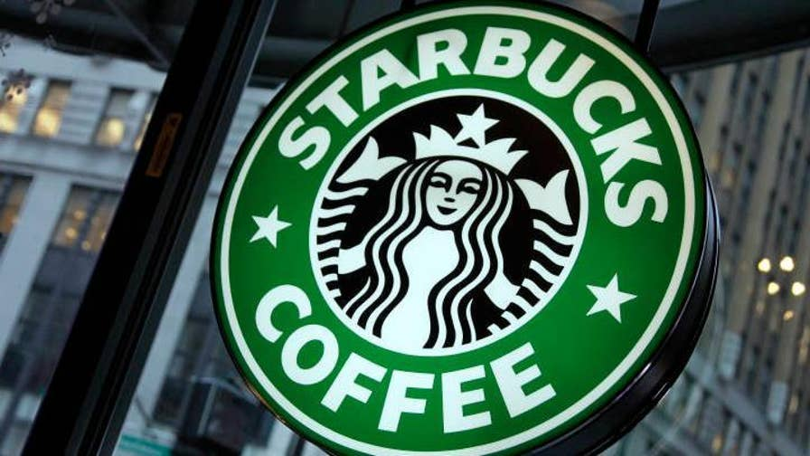 A feminist group says Starbucks pumpkin spice latte is funding white supremacy. Why? Because it has a location inside Trump Tower #Tucker