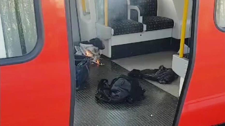 Police: London subway bomb did not fully detonate