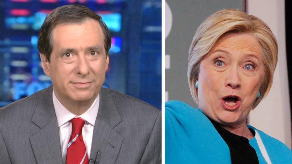 Kurtz: Hillary Clinton vs. 'right-wing' news