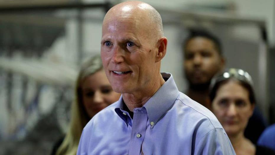 Report: Fla. nursing home called governor during crisis