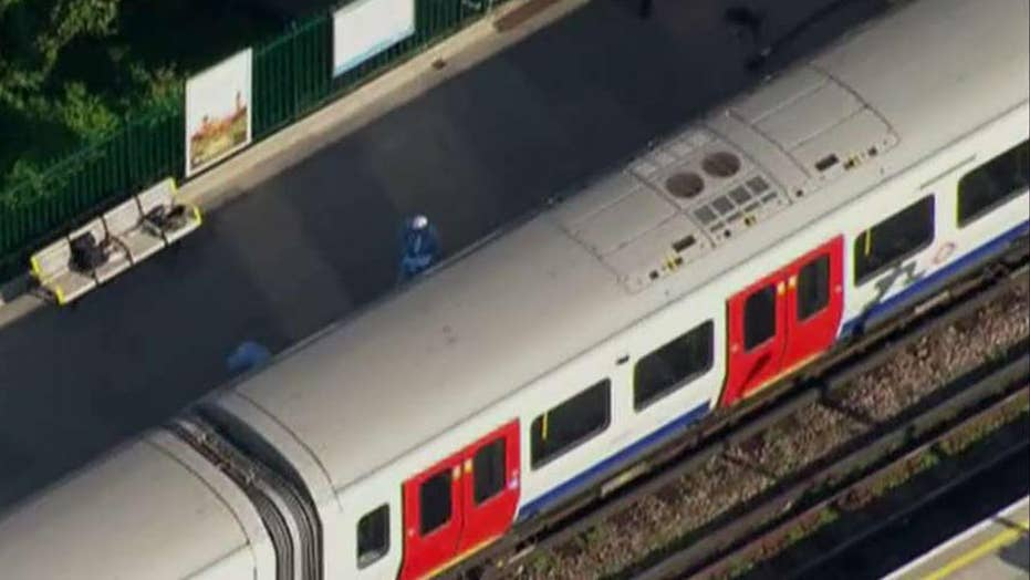 18-year-old suspect arrested for London attack