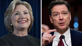 The FBI released documents Monday proving former FBI Director James Comey began drafting a letter regarding Hillary Clinton's email investigation months before conducting several key interviews, including speaking to Clinton herself.