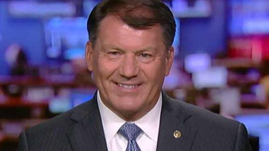 Sen. Rounds talks US strategy on China, North Korea