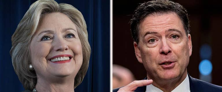 FBI docs prove Comey drafted Clinton email months before announcement clearing her