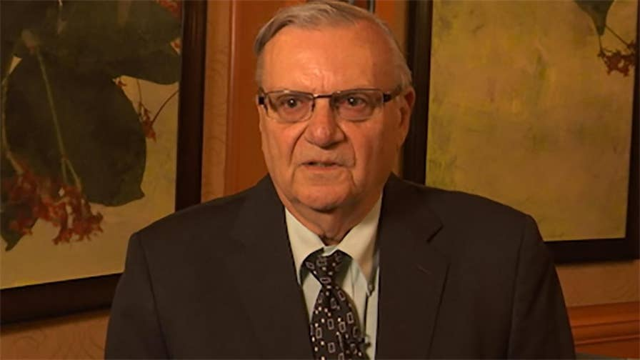 Even with a presidential pardon, former Sheriff Joe Arpaio is still fighting to clear his record