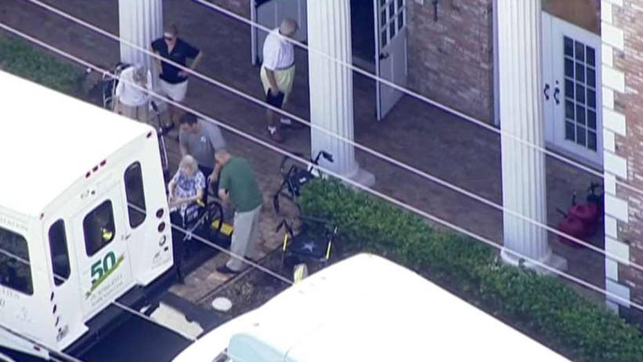 Police have carried out search warrant for Fla. nursing home
