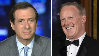 'MediaBuzz' host Howard Kurtz weighs in on the media and Twitter reaction to Sean Spicer's comedic cameo at the Emmy Awards
