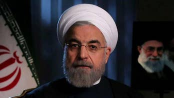 Iran opposition calls for Hassan Rouhani to be kicked out