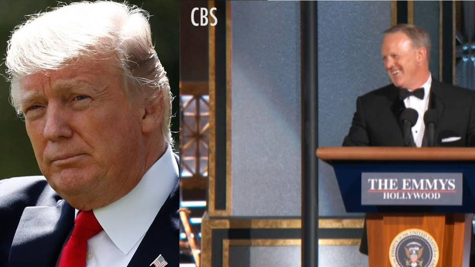 Emmy Award Recap: Hollywood takes jabs at Donald Trump