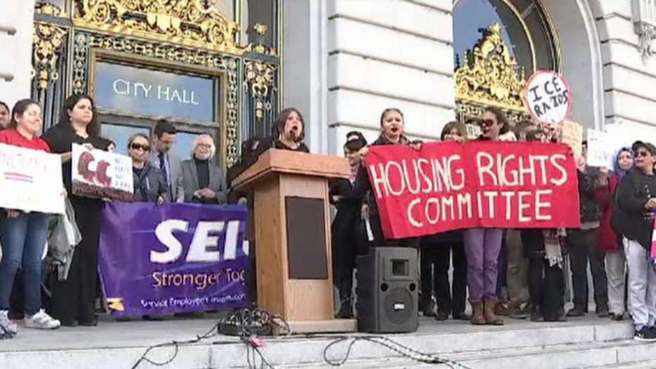 Lawmakers vote to make California a sanctuary state