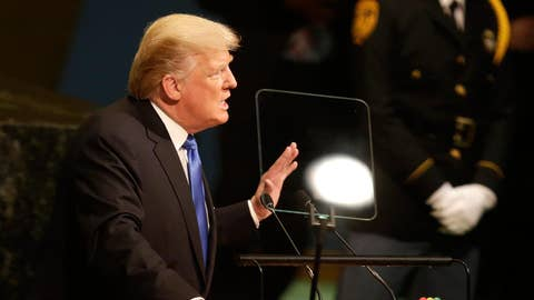 Trump's UN speech: Three takeaways
