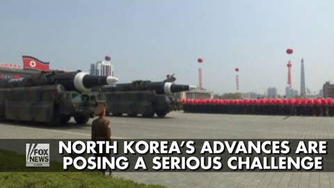 Can US stop North Korean missiles?
