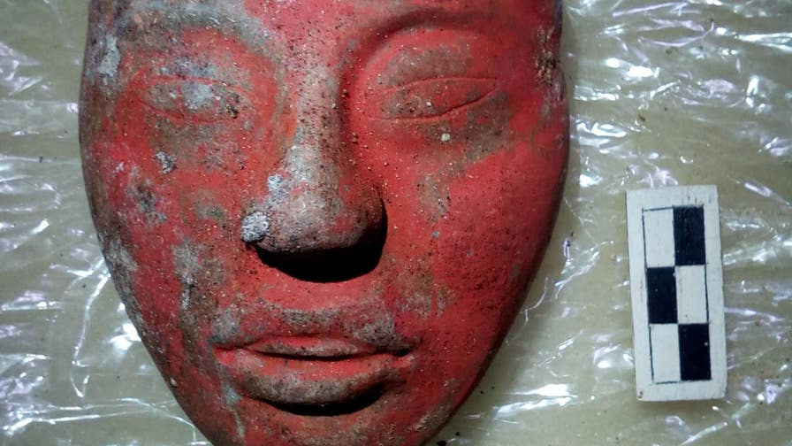 Archaeologists find the oldest royal tomb in the classic Maya City of Waka' in northern Guatemala