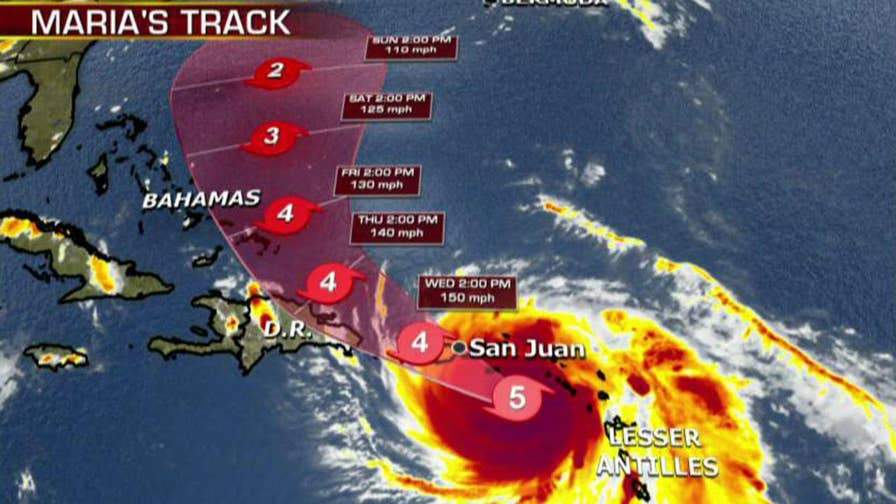 Puerto Rico braces for the storm; details on 'The Story'