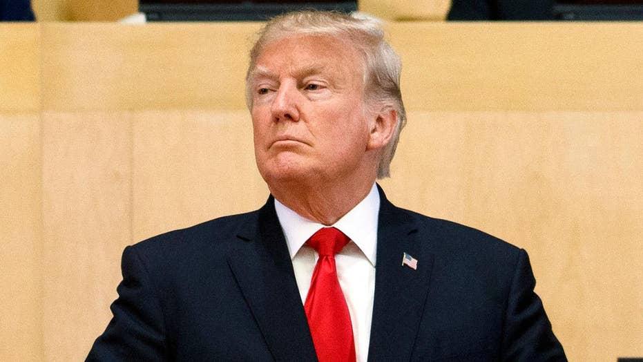 Trump takes 'tough' message on North Korea to the UN