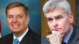 Four Republican senators have already said they will not vote for the health care legislation as it currently stands.