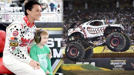 "Monster Jam truck driver Candice Jolly brings a specific philosophy and approach to her professional and personal life, telling Fox news that ""it doesn't matter if you're the best, but as long as you do what is best for you and you try your [hardest], you can't be upset by that."""
