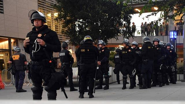 Berkeley beefs up security for Ben Shapiro event